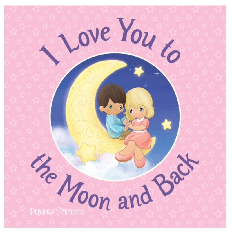 SOURCEBOOKS PM I LOVE YOU TO THE MOON AND BACK