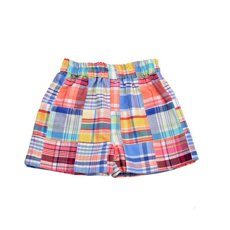 FUNTASIA TOO PASTEL PATCH SHORTS
