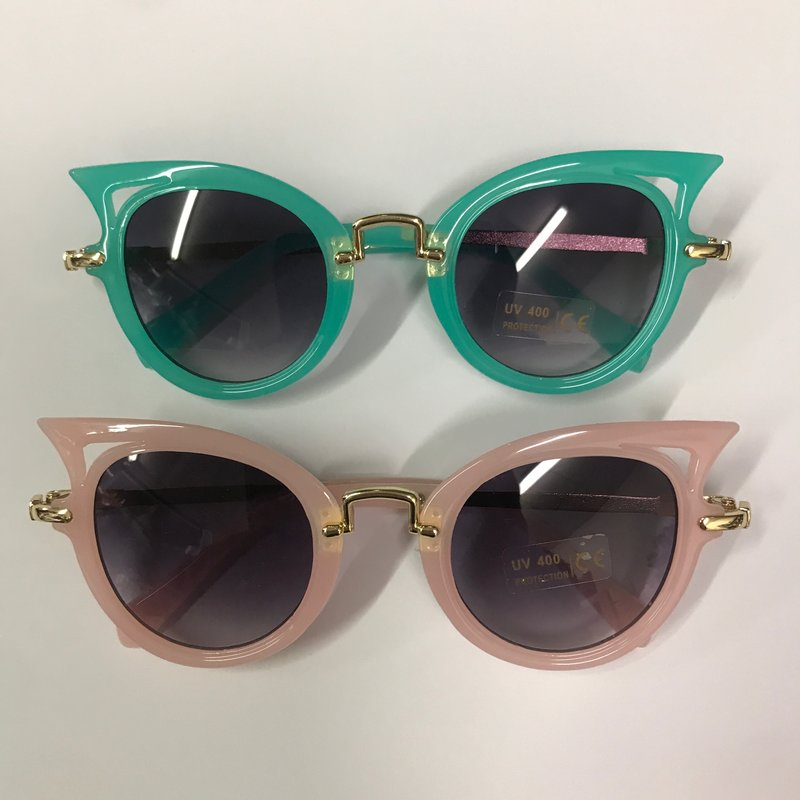 BEYOND THE RAINBOW KIDS SUNGLASSES- CAT EYE
