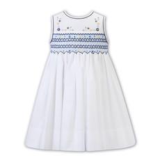 SARAH LOUISE 012298- A/S DRESS