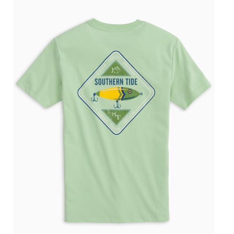 SOUTHERN TIDE Y SS SOUTHERN TIDE LURE TEE- GARDEN GROVE