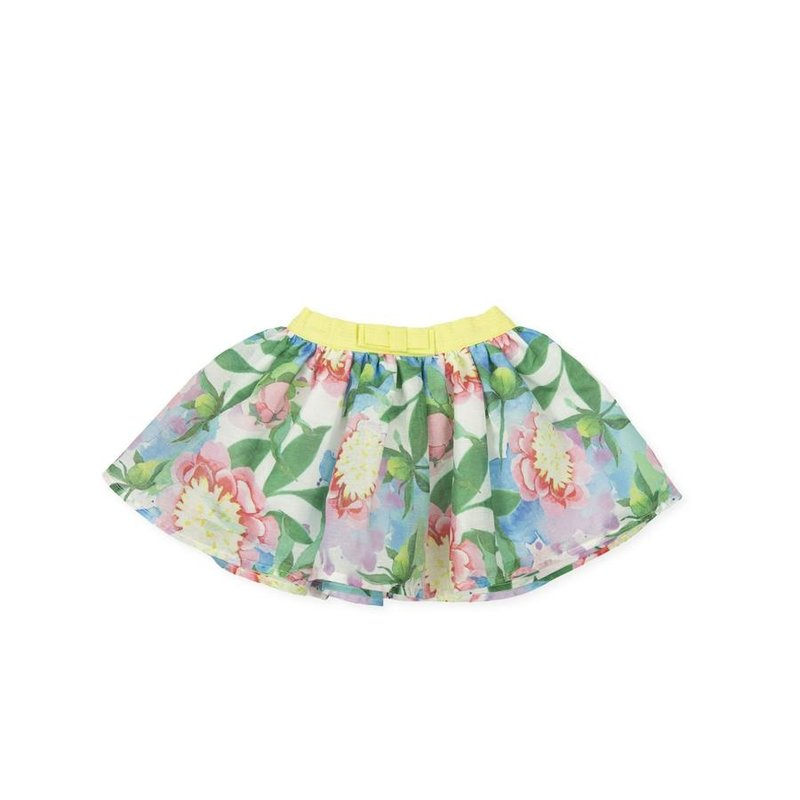 TUTTO PICCOLO SKIRT- MULTICOLORED