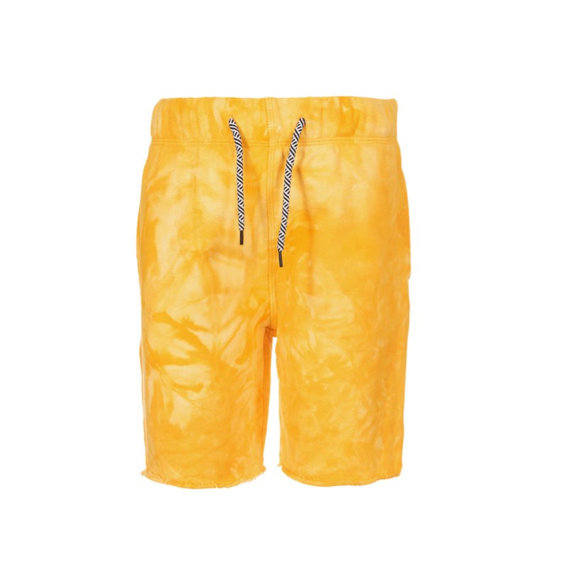 Appaman CAMP SHORTS- LEMON TIE DYE