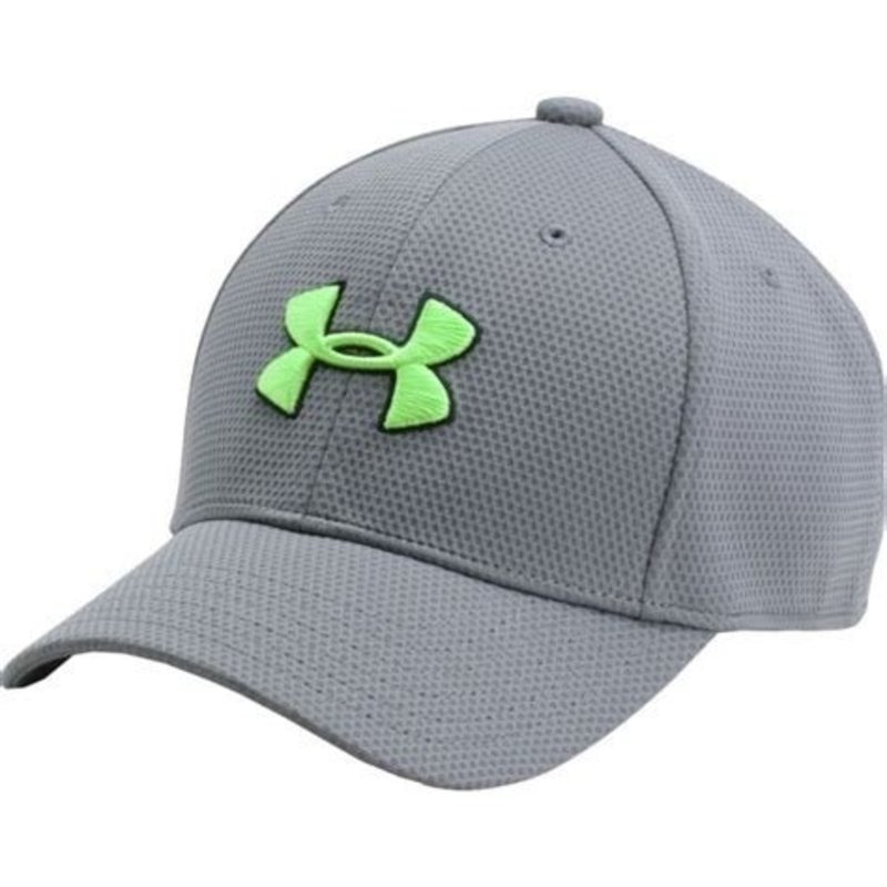 UNDER ARMOUR UA BOYS SPORT CAP- GRAPHITE