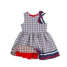 TUTTO PICCOLO DRESS- RED