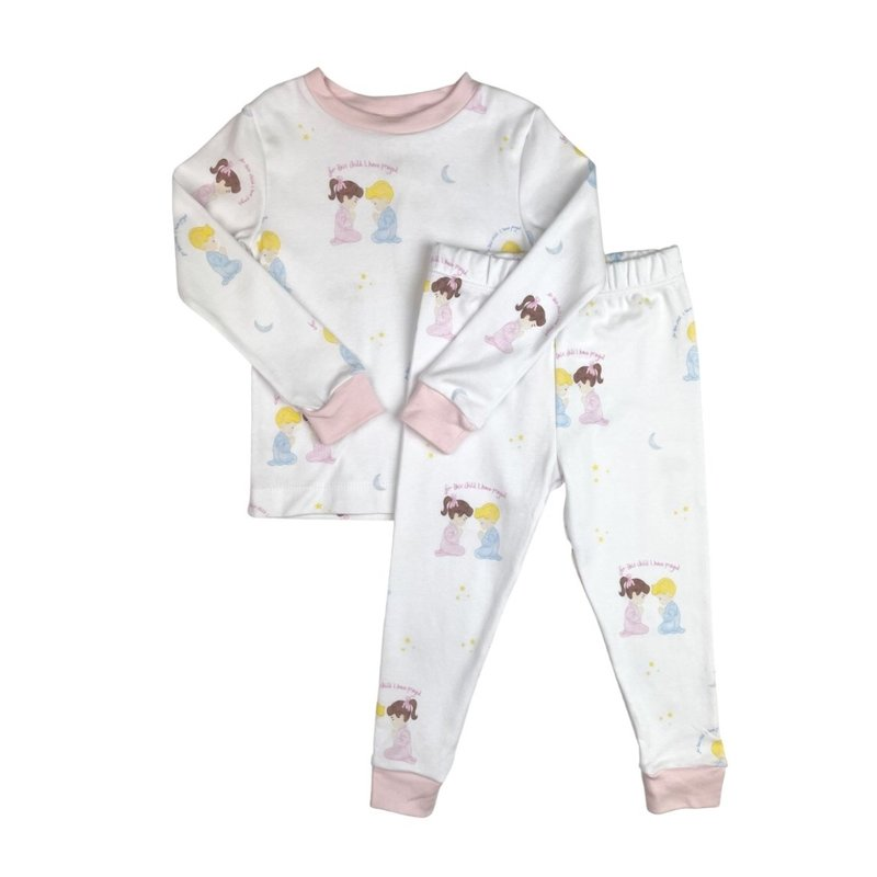 LULLABY SET SWEET PEA PJ SET - FOR THIS CHILD - GIRL
