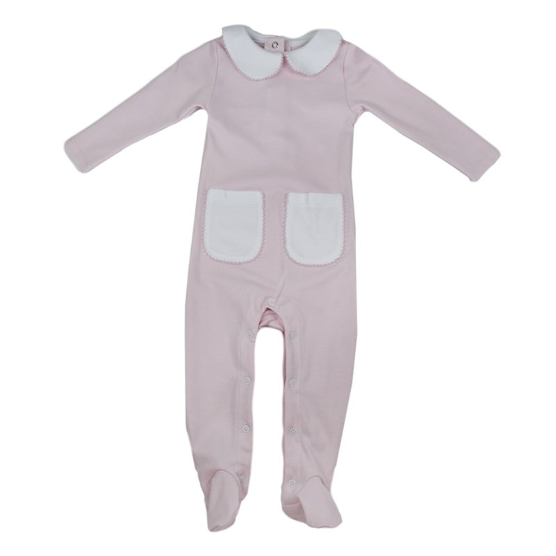 LULLABY SET ONCE UPON A TIME ONESIE- PINK BABY CLASSICS