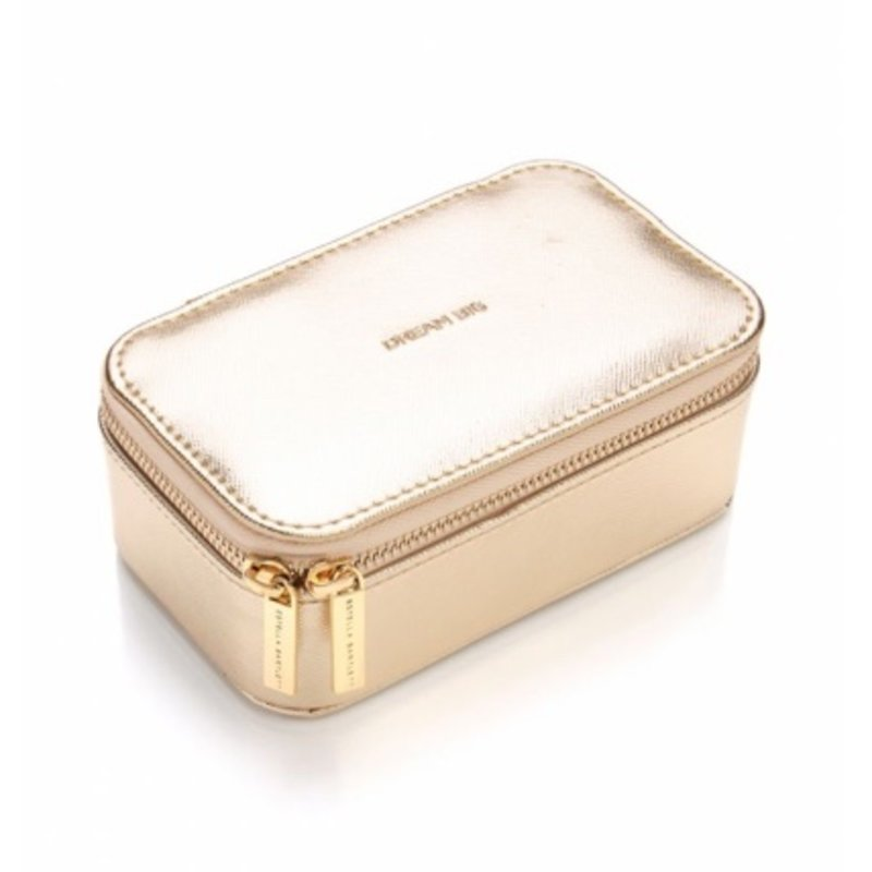 ESTELLA BARTLETT MINI JEWELRY BOX - GOLD