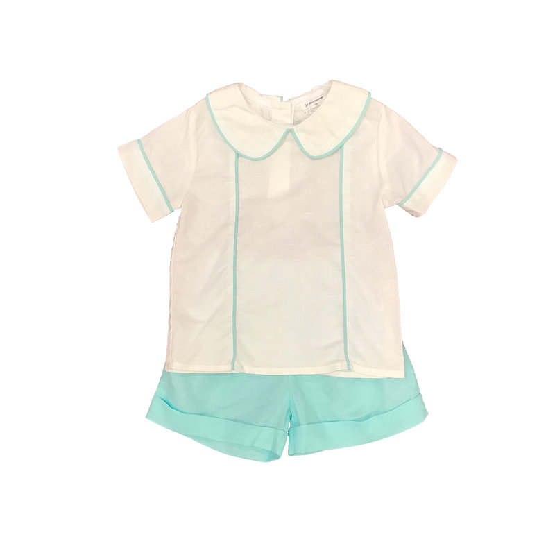 SOUTHERN SIBLINGS BY THE SEA SHORTS SET