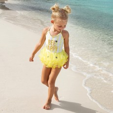 SHADE CRITTERS 1PC WITH SKIRT- BEE HAPPY