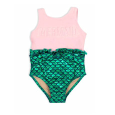 SHADE CRITTERS 1PC MERMAID SCALE- PINK/GREEN