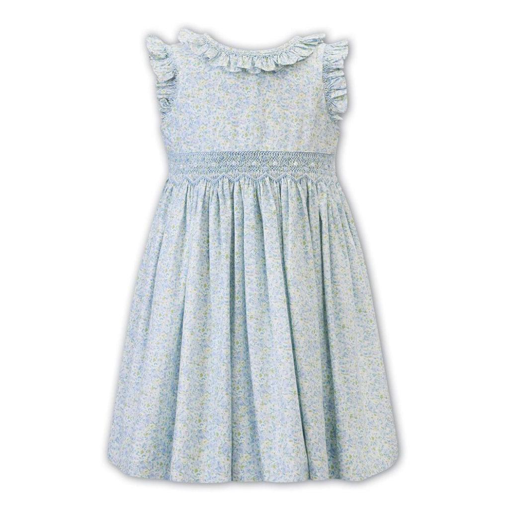 SARAH LOUISE 012366- A/S DRESS
