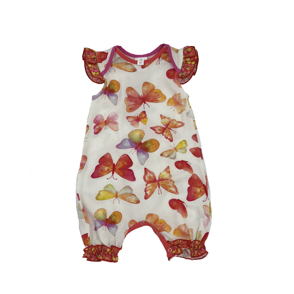 ROKI AND ZOI BUTTERFLY ONE PIECE