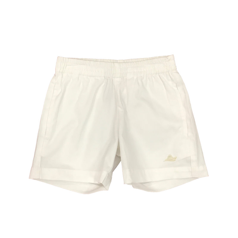 SOUTHBOUND PLAY SHORTS- WHITE