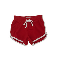 CRUMBS DOLPHIN SHORT- RED