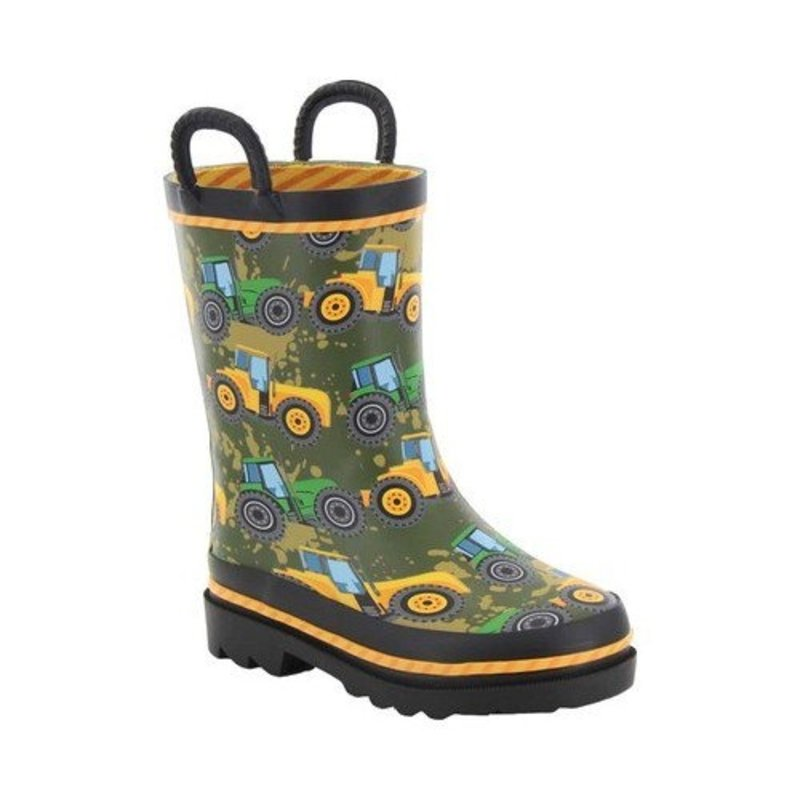 WESTERN CHIEF TRACTOR TOUGH RAINBOOT