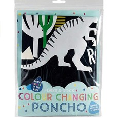 Floss & Rock CC PONCHO DINOSAUR