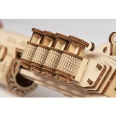 HANDS CRAFT DIY 3D PUZZLE: TERMINATOR M870 RUBBER BAND GUN