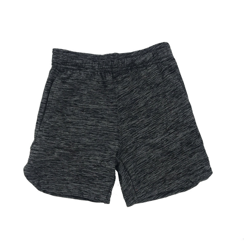 WES AND WILLY BOY CLOUDY SHORT- BLACK
