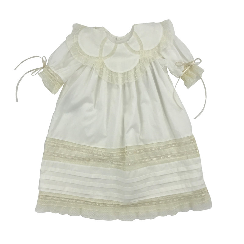 PHEONIX N REN WHITE CHARLIE DRESS