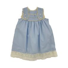 PHEONIX N REN BLUE ELEANOR DRESS