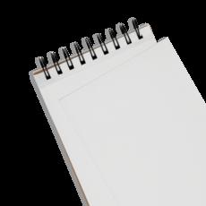 OOLY DIY SKETCHBOOK - LARGE WHITE PAPER