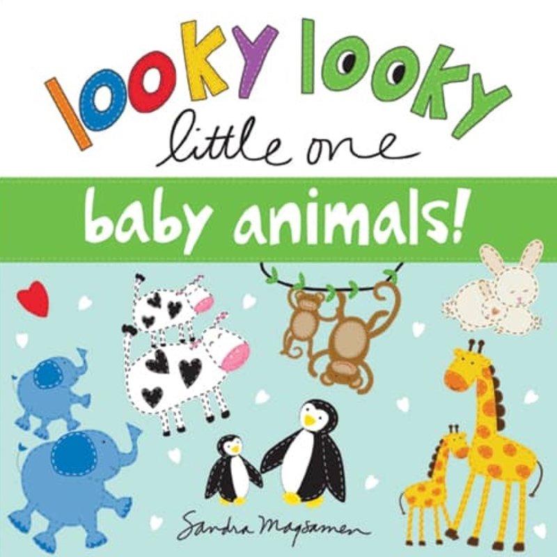 LOOKY LOOKY LITTLE ONE- BABY ANIMALS