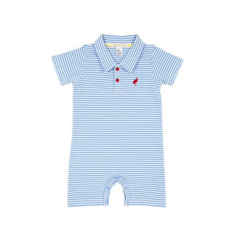 THE BEAUFORT BONNET COMPANY SIR PROPERS ROMPER