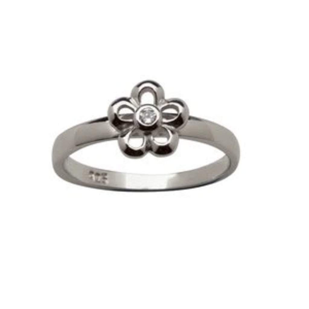 CHERISHED MOMENTS FLOWER RING