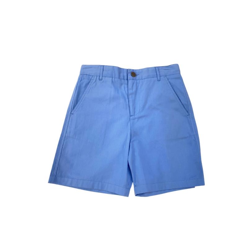 SOUTHBOUND DRESS SHORTS- LITTLE BOY BLUE