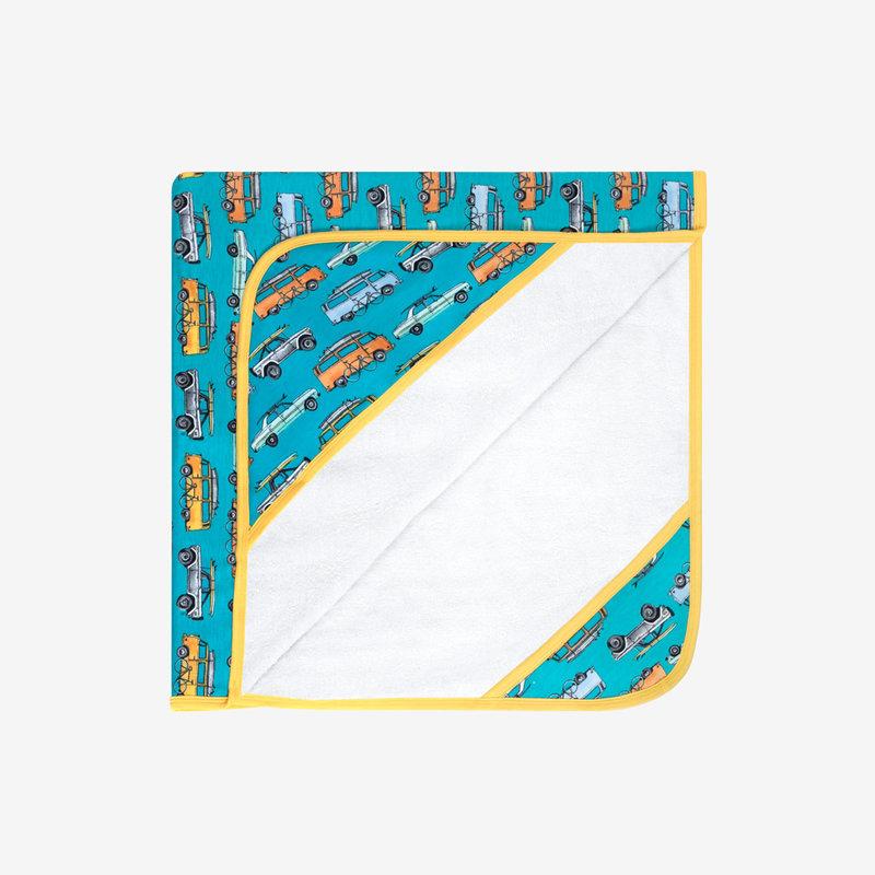 POSH PEANUT MARINO - HOODED TOWEL