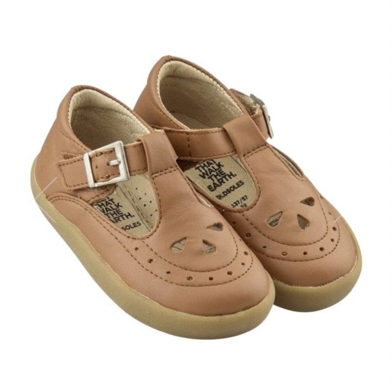 OLD SOLES ROYAL SHOE - TAN