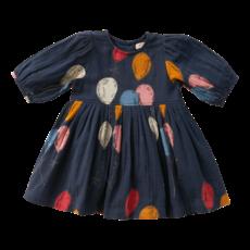 PINK CHICKEN BROOKE DRESS - BLUES BALLOONS