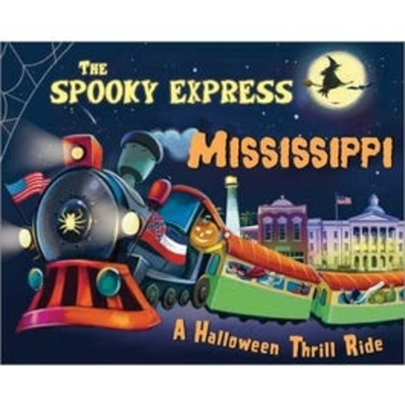 THE SPOOKY EXPRESS MISSISSIPPI
