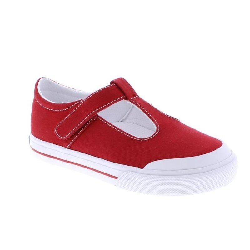 FOOTMATES DREW - RED