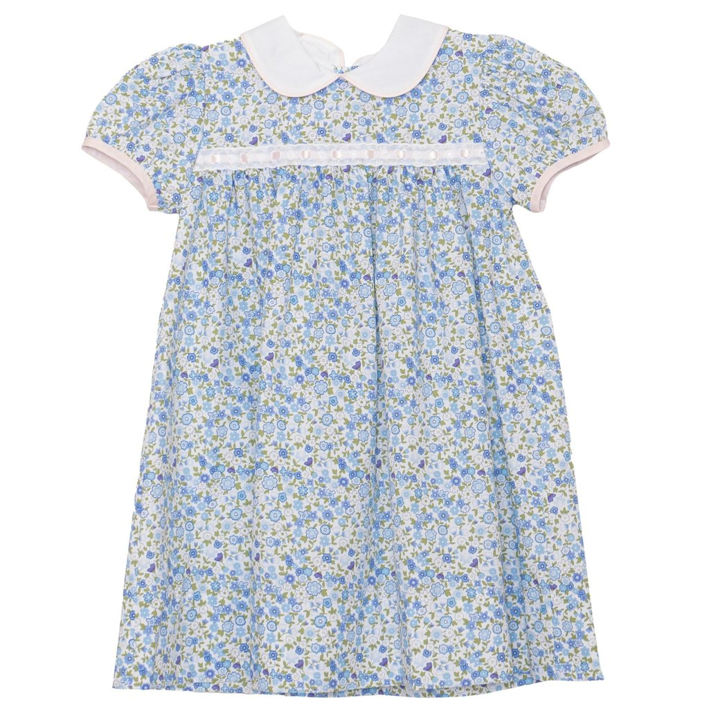 LULLABY SET 1956 ORIGINAL RIBBON DRESS - BLOOMS AND BLESSINGS