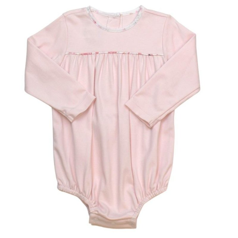 LULLABY SET MOTHER MAY I BUBBLE - LT. PINK PIMA