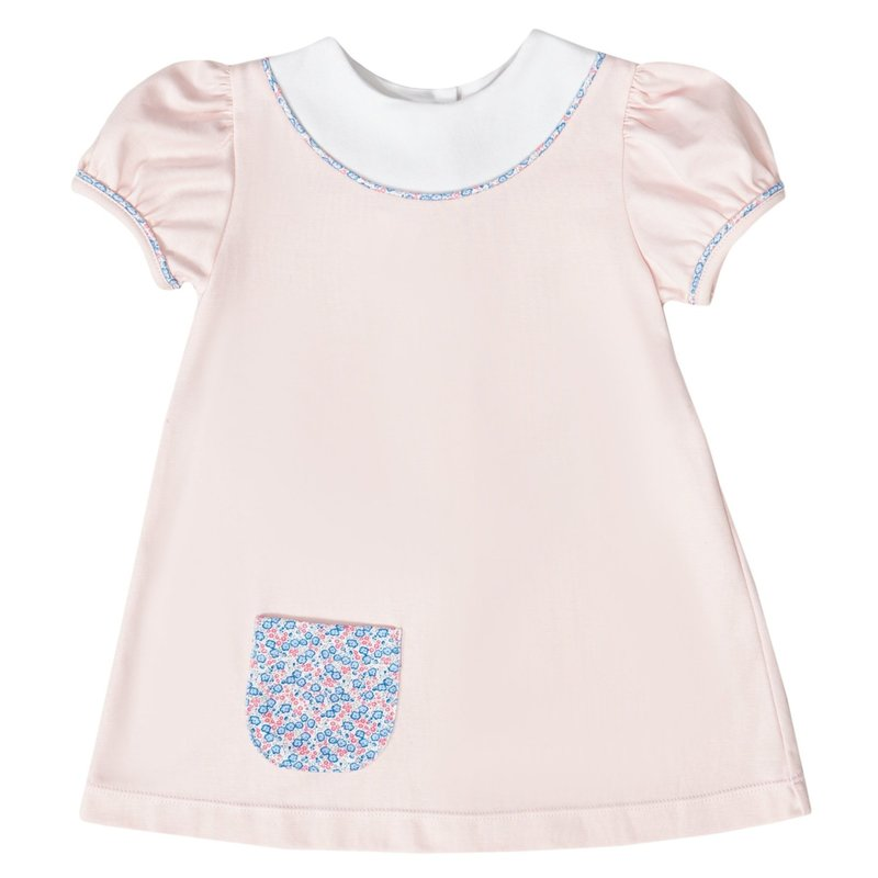 LULLABY SET ROSIE TUNIC BLOUSE AND LEAH LEGGING - POCKET FULL OF POSIES