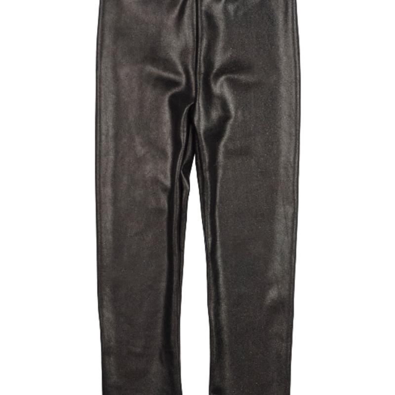 Appaman LEGGING - BLACK GLITTER