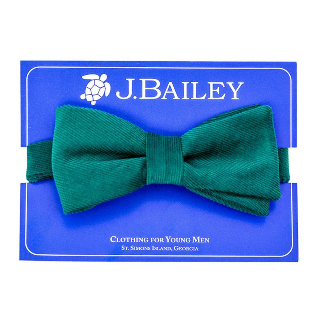 J.BAILEY BOW TIE - CLOVER CORD