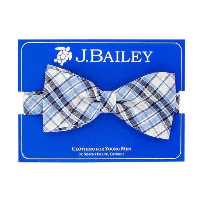 J.BAILEY BOW TIE - BUXTON PLAID