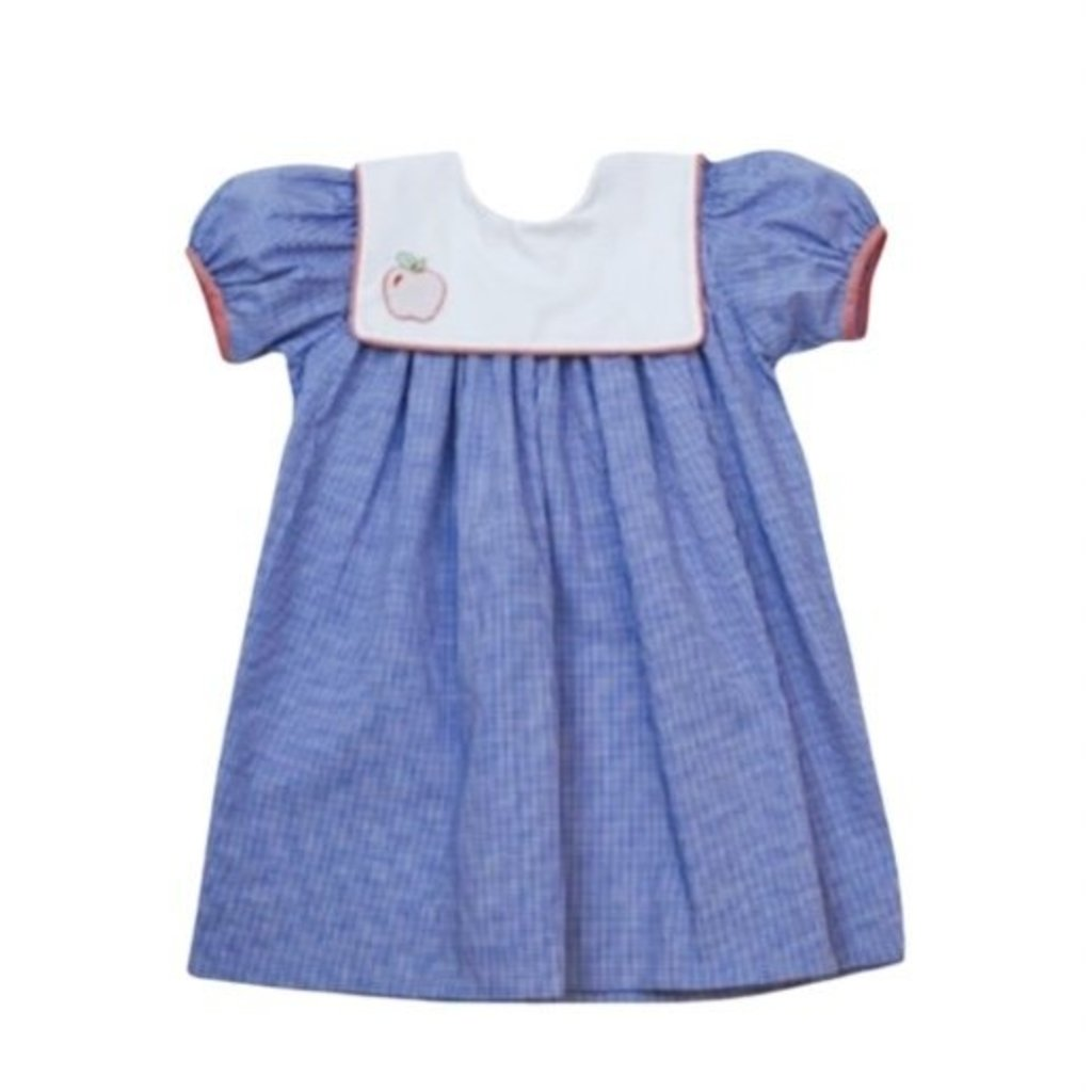 LULLABY SET HOPE CHEST DRESS - ROYAL MG - APPLE OF MY EYE