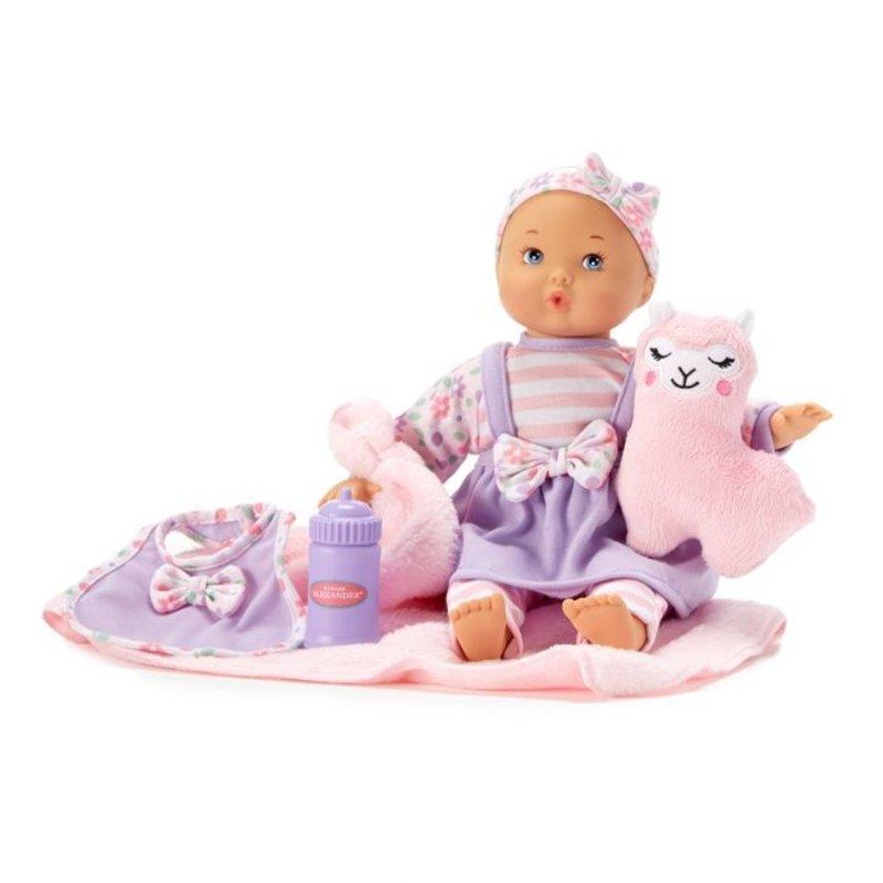 MADAME ALEXANDER SWEET BABY NURSERY LITTLE LOVE ESSENTIAL