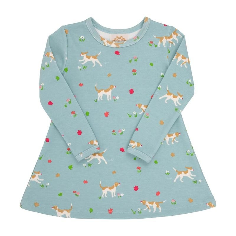THE BEAUFORT BONNET COMPANY LS POLLY PLAY DRESS
