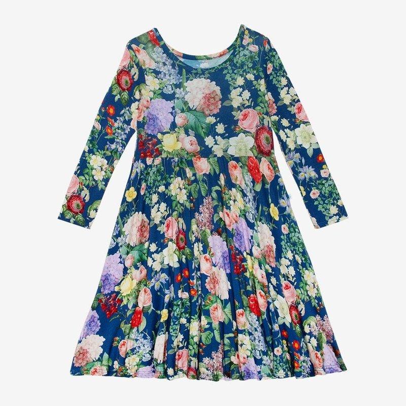 POSH PEANUT CARMEN - Long Sleeve Twirl Dress