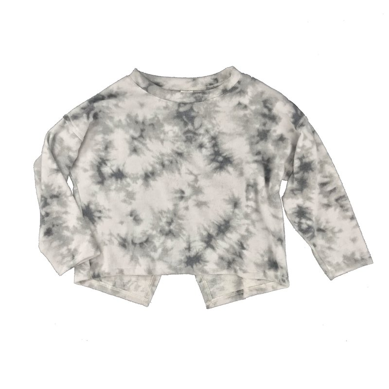 ERGE L/S TIE DYED HACCI TOP - WEB