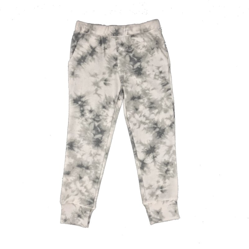 ERGE TIE DYED HACCI PANT - WEB