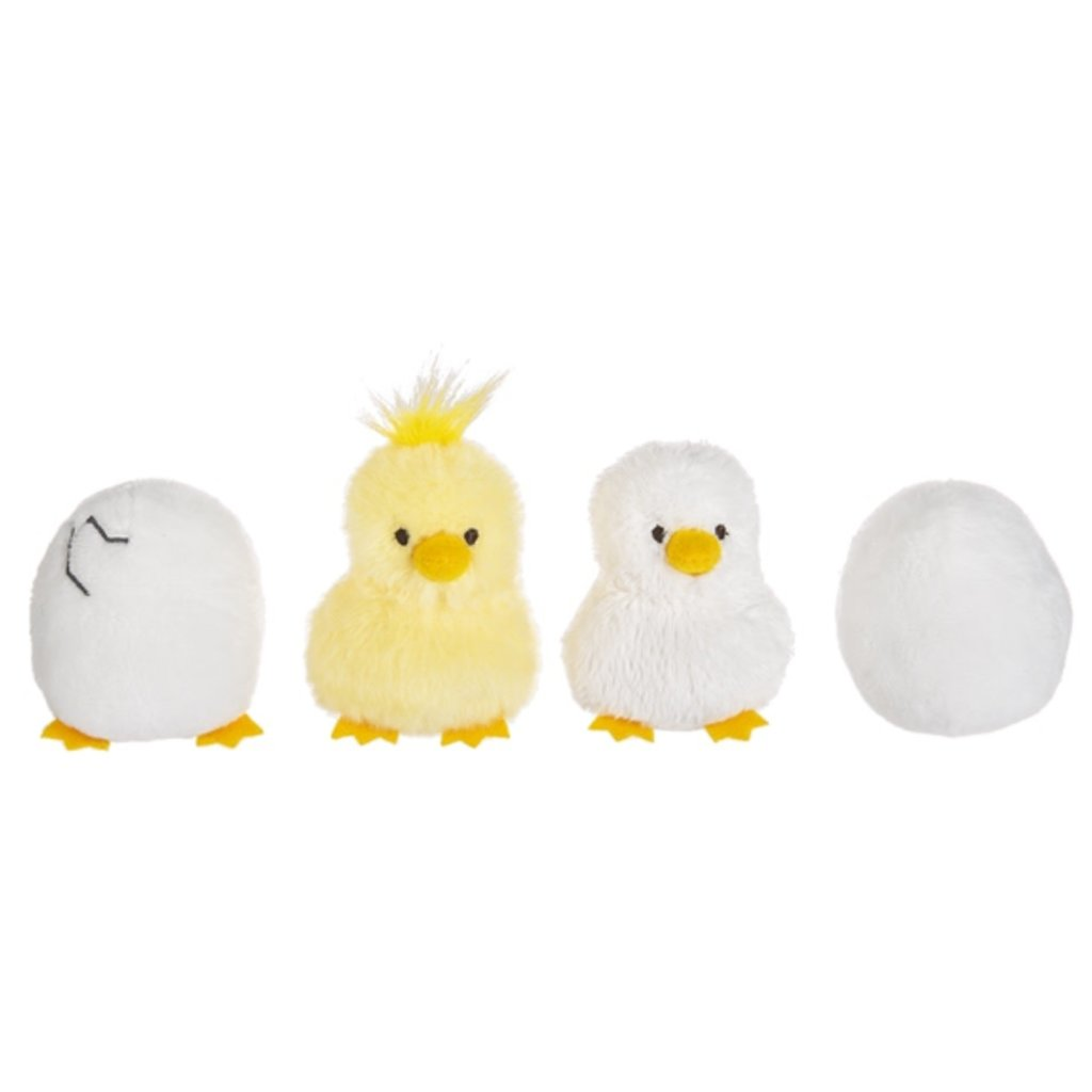 Ganz 10 IN CHICKEN LEARN AND GROW 5PC SET