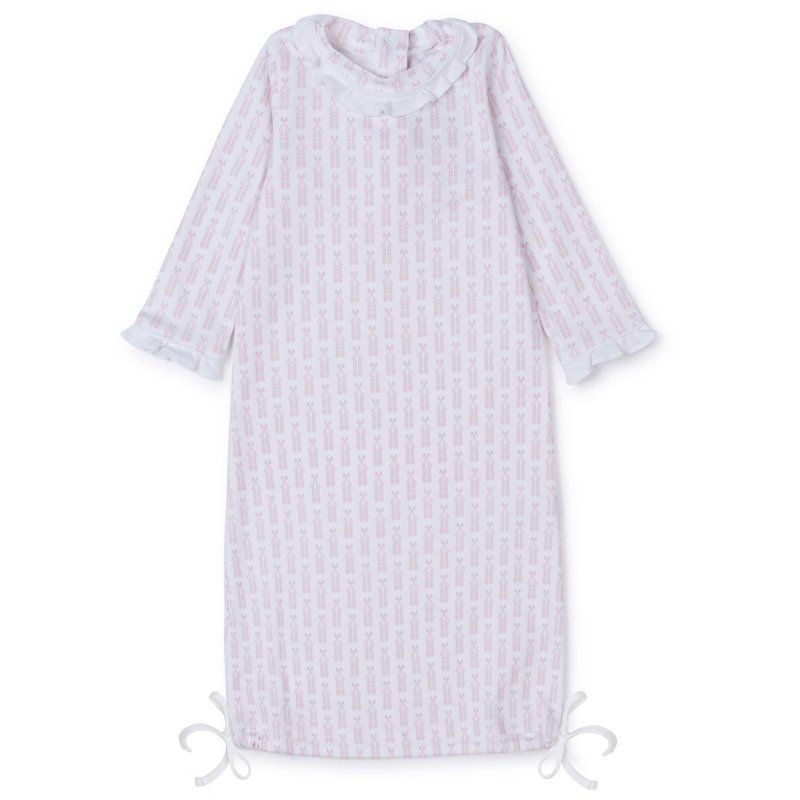 LILA AND HAYES GEORGIA DAYGOWN - BALLERINA