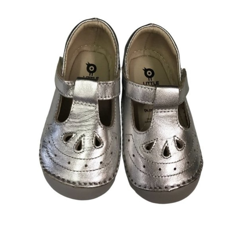 OLD SOLES ROYAL PAVE - SILVER / GREY SOLE